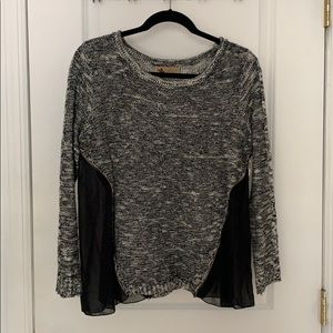 ASOS Katsumi Black & White Sweater